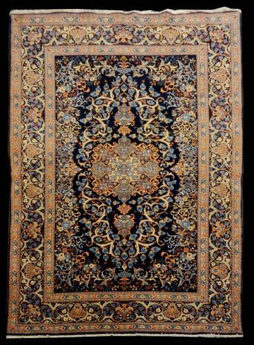 1697 PERSIAN KASHAN 4.8 X 7.5 (1)