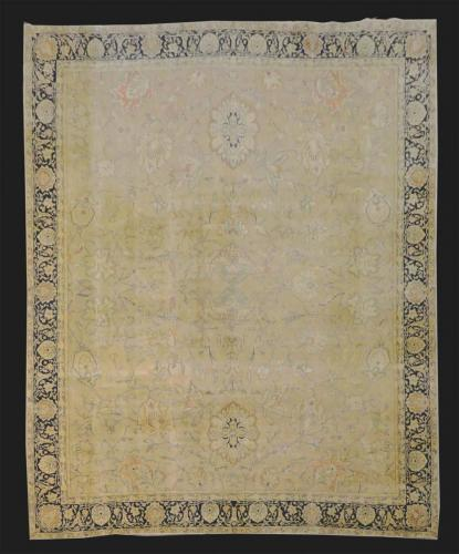 1735 INDIA ANTIQUE AGRA 10.10 X 12.9