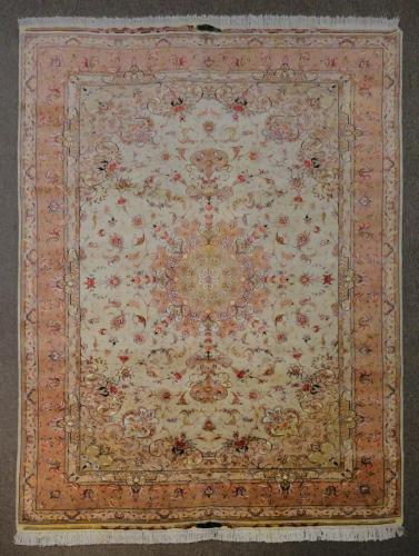 1948 PERSIAN TABRIZ 6.6 X 9.7