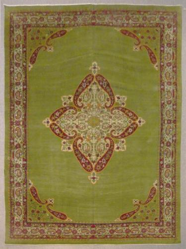 2121 INDIA ANTIQUE AGRA 8.6 X 12.1