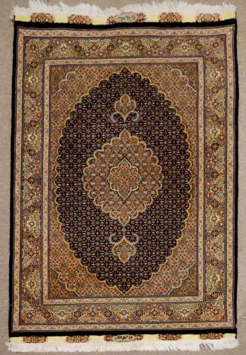2146 PERSIAN TABRIZ MAHI 3.3 X 5.4