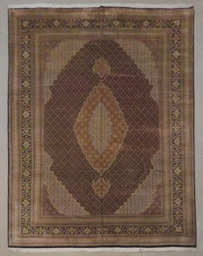 2328 PERSIAN TABRIZ MAHI 9.8 X 13