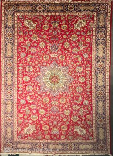 1767 Tabriz 9.10 x 16.6